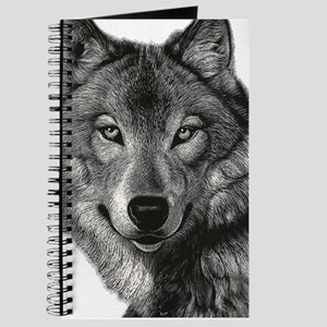 Wolf Sketch Journal