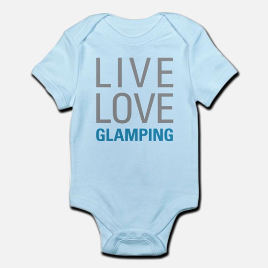 Live Love Glamping Body Suit