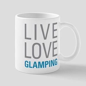 Live Love Glamping Mugs
