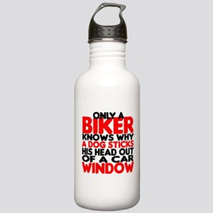 Only a Biker Knows Stainless Water Bottle 1.0L