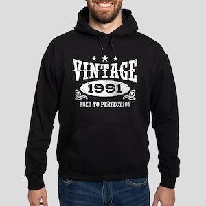 Vintage 1991 Hoodie (dark)