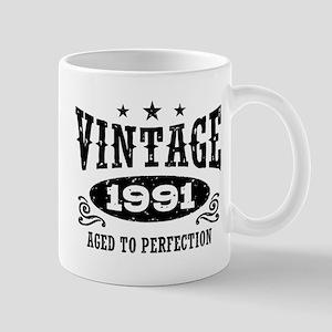 Vintage 1991 Mug
