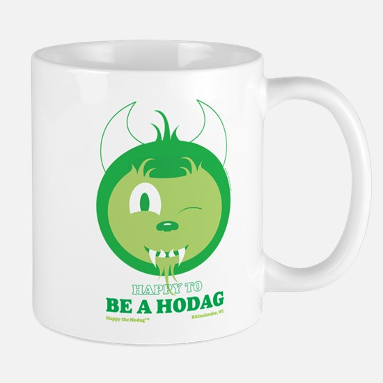 Happy to be a hodag Mugs