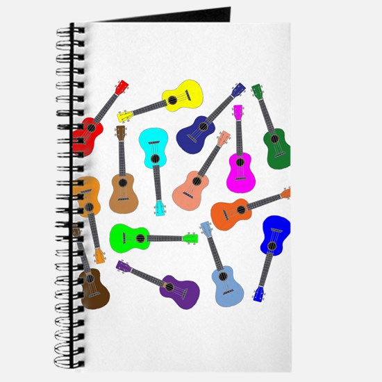 Rainbow Ukuleles Journal