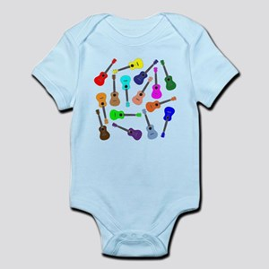 Rainbow Ukuleles Body Suit