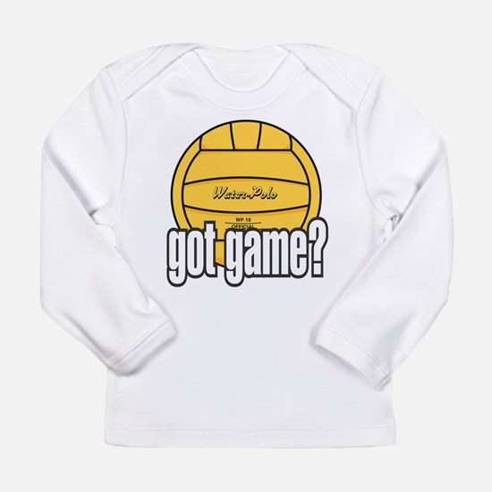 Water Polo Got Game? Long Sleeve Infant T-Shirt