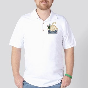 ATTACK CAT Golf Shirt