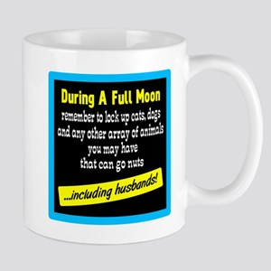 Full Moon Reminder Mugs