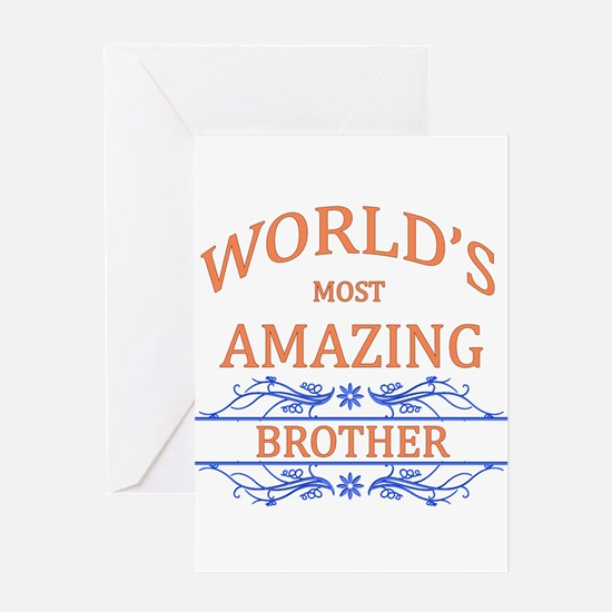 Brother Greeting Cards