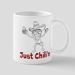 Chili Pepper Mugs