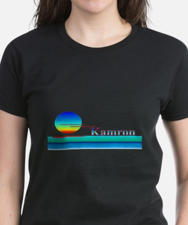 Kamron Women's Dark T-Shirt
