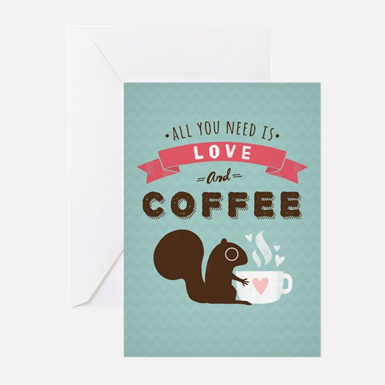 All You Need is Love and Greeting Cards (Pk of 20)