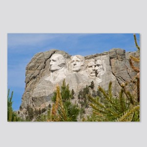 Rushmore 1662 Postcards (Package of 8)