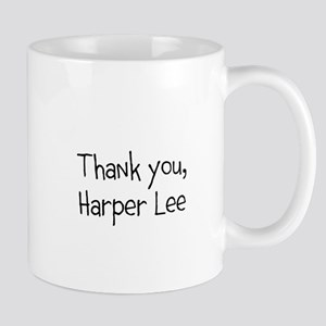 Thank you, Harper Lee Mugs