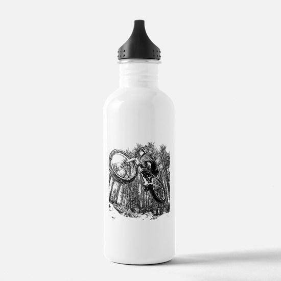Flying fatbike Water Bottle