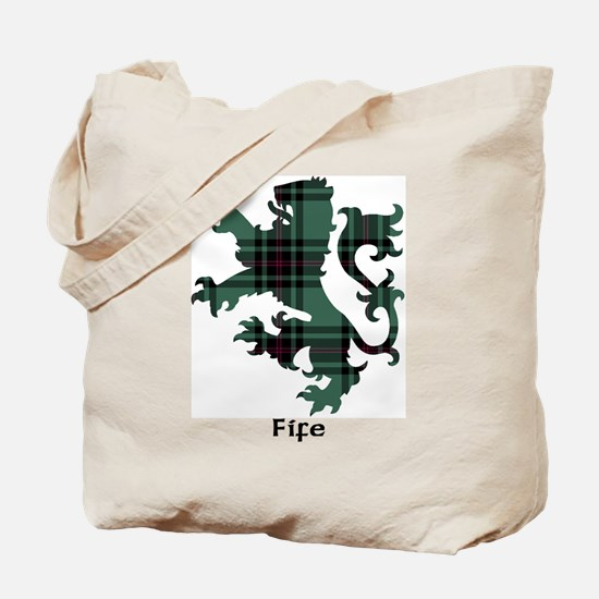 Lion - Fife dist. Tote Bag