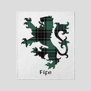 Lion - Fife dist. Throw Blanket