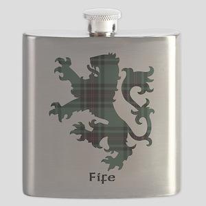 Lion - Fife dist. Flask