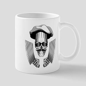 Butcher Skull Mugs