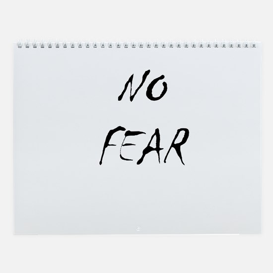 (No Fear) Wall Calendar