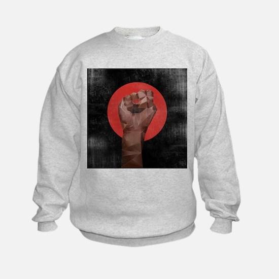 Black Herstory Black Sweatshirt