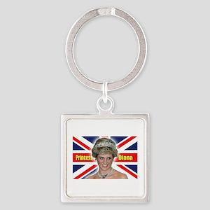 HRH Princess Diana Super! Keychains