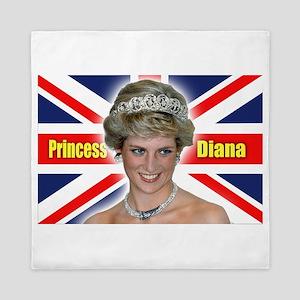 HRH Princess Diana Super! Queen Duvet