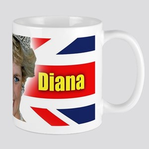 HRH Princess Diana Super! Mugs