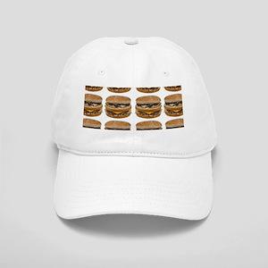 fast food burger photo Cap