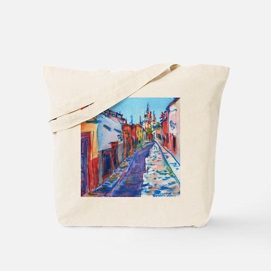 San Miguel De Allende Tote Bag