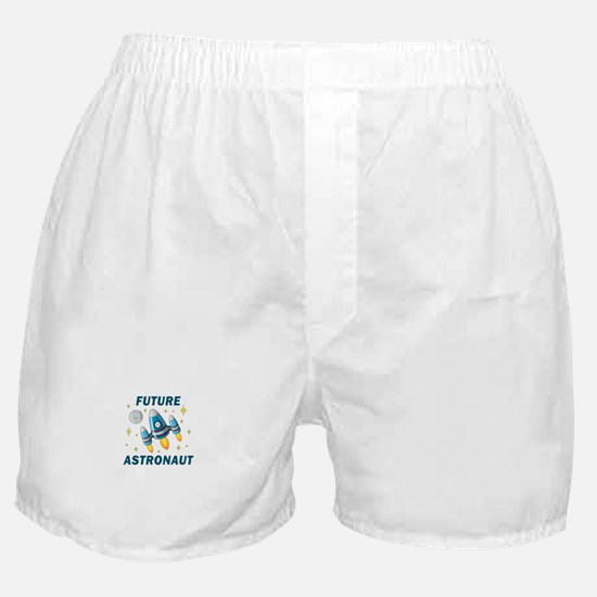Future Astronaut (Boy) Boxer Shorts
