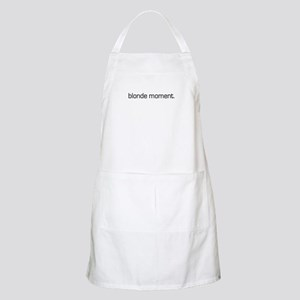 Blonde Moment BBQ Apron