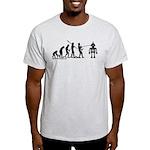 AI Evolution Light T-Shirt
