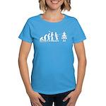 AI Evolution Women's Dark T-Shirt