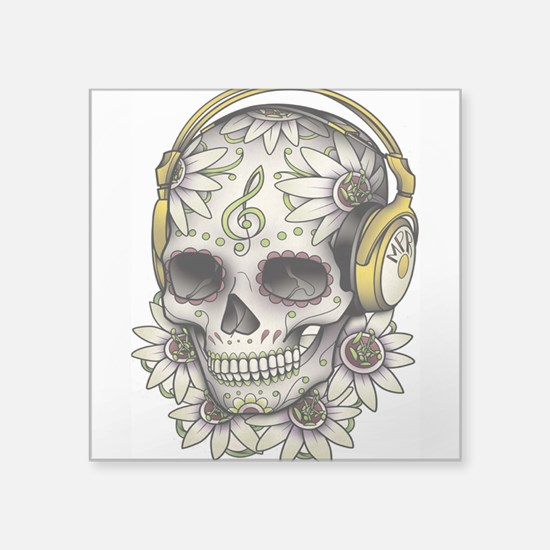 Sugar Skull 008 Sticker