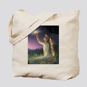 Wishes Amongst The Stars Tote Bag