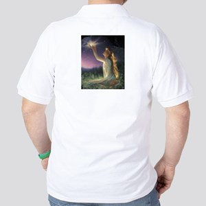 Wishes Amongst The Stars Polo Shirt