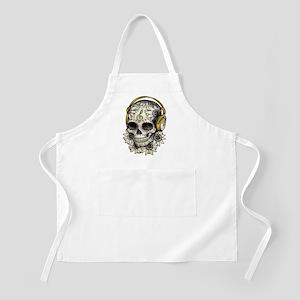 Sugar Skull 008 Apron
