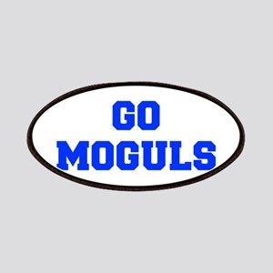 Moguls-Fre blue Patch