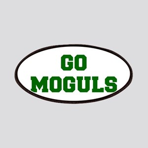 Moguls-Fre dgreen Patch