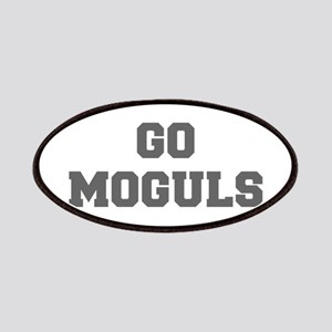 MOGULS-Fre gray Patch