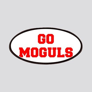 MOGULS-Fre red Patch