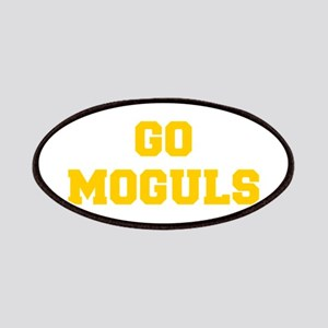 Moguls-Fre yellow gold Patch