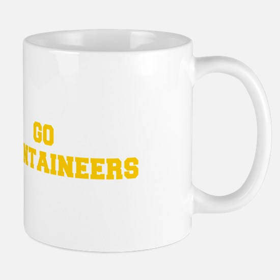 Mountaineers-Fre yellow gold Mugs