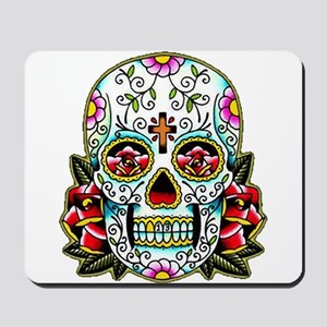 Sugar Skull 067 Mousepad