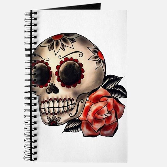 Sugar Skull 034 Journal
