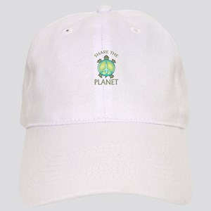 SHARE THE PLANET Baseball Cap