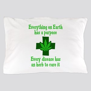 HERB TO CURE IT Pillow Case