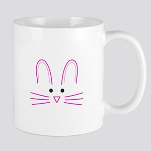 EASTER BUNNY FACE Mugs