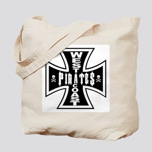 West Cooast PIRATES Tote Bag
